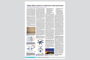 DOWNLOAD 'TRIPLE OFFSET VALVES IN MOLECULAR SIEVE PROCESSES'