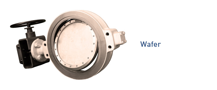 Emerson Vanessa - Triple Offset Valves - Applications